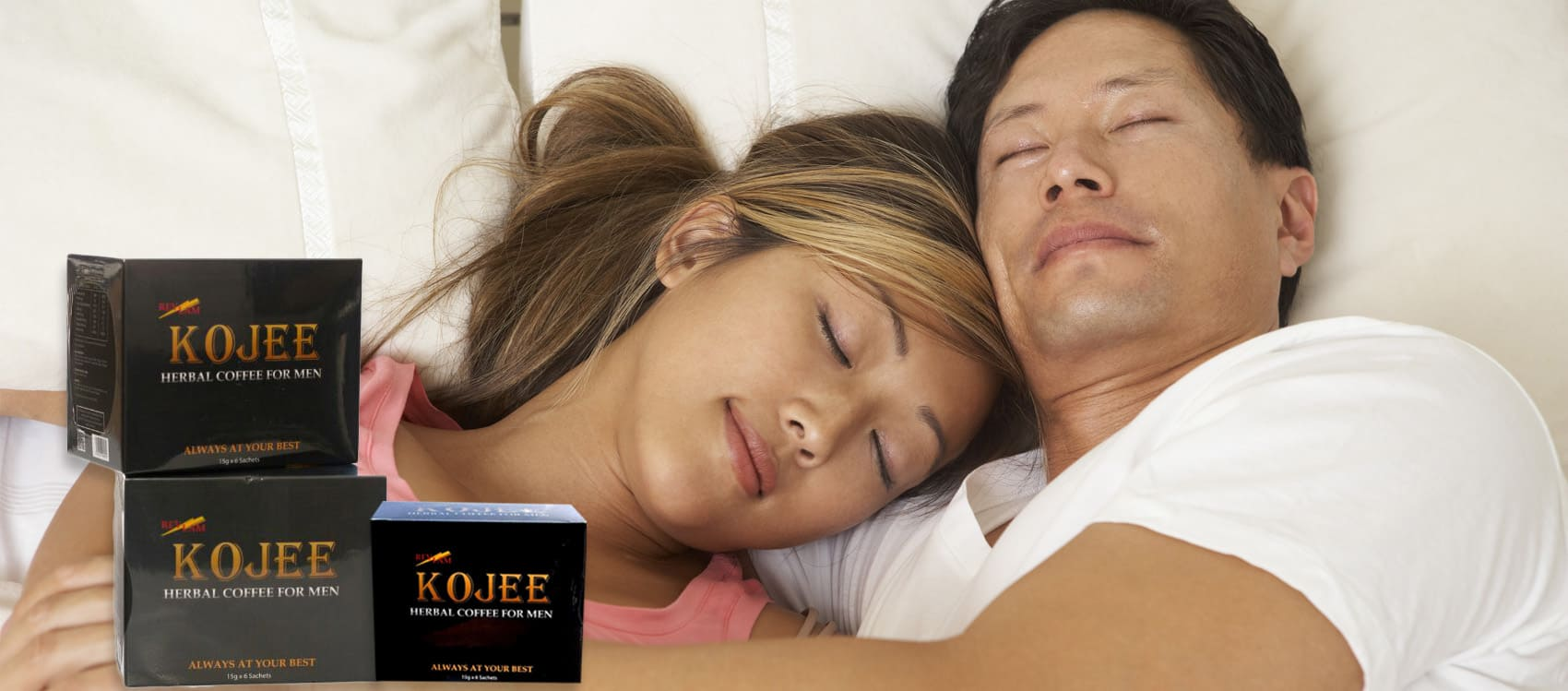 KOJEE Herbal Coffee for Men